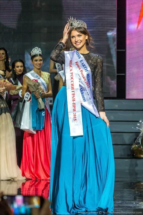 Фотоотчет с конкурсов красоты «Краса России-2015» и «Краса содружества-2015» (32 фото)