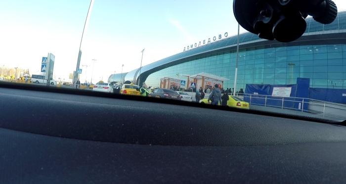 Как работают нелегальные такси в аэропортах Москвы (10 фото + видео)