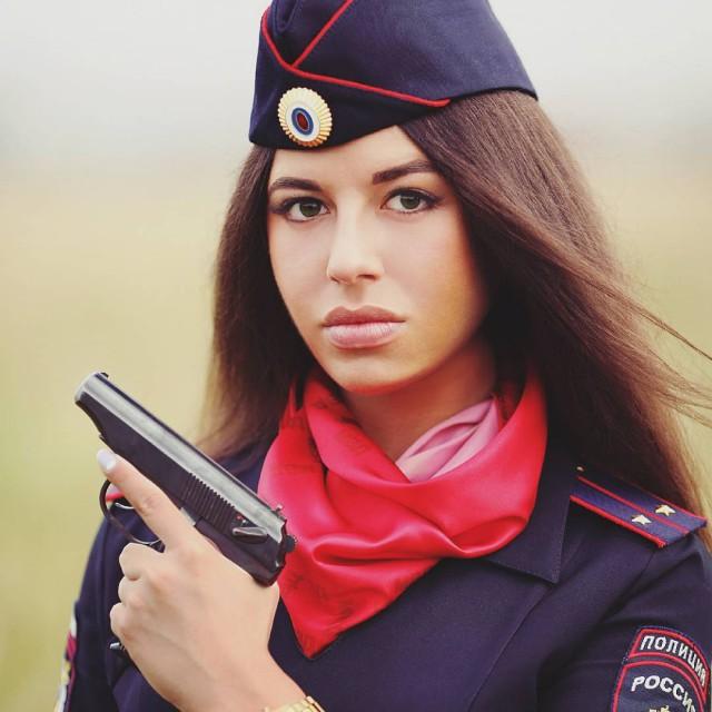 Российская полиция на фото в Instagram (20 фото)