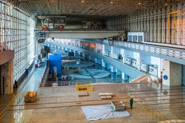 Экскурсия по восстановленной Саяно-Шушенской ГЭС (58 фото)