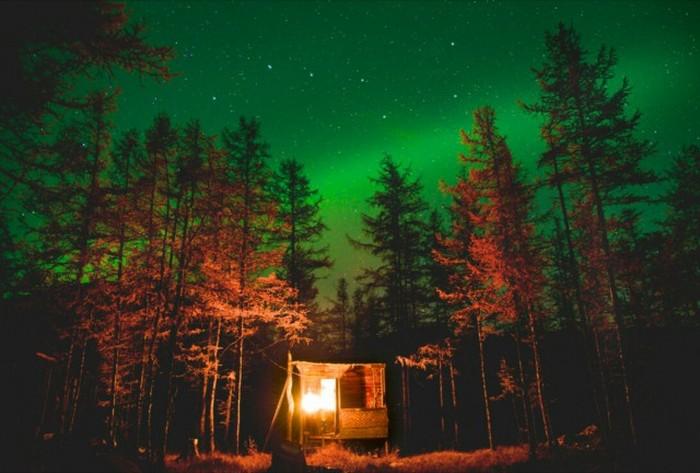 Одиночное 260-километровое путешествие по Чукотке (23 фото)