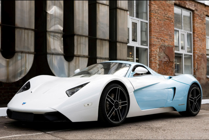 Самые дорогие машины отечественного производства (10 фото)