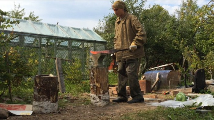 Изготовление клинков в самодельной кузнице (41 фото)