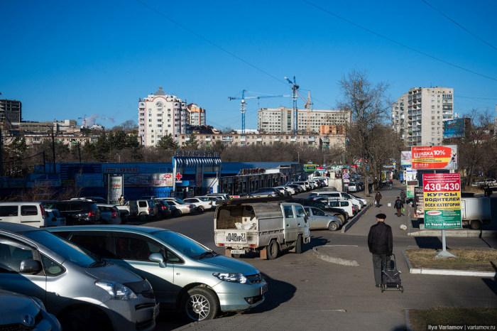 Чем Хабаровск способен оставить плохое впечатление о себе (63 фото)