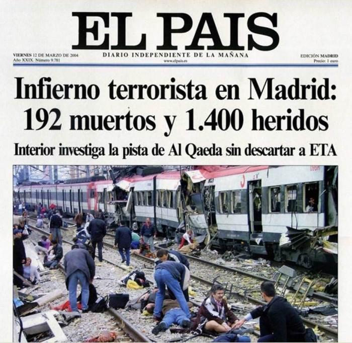 Что писали западные СМИ о терактах в Европе и России (8 фото)