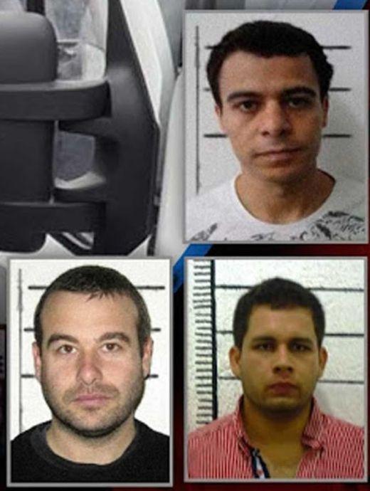 Трое колумбийцев-наркоторговцев стали героями Франции, застрелив нападавших террористов (скриншот)