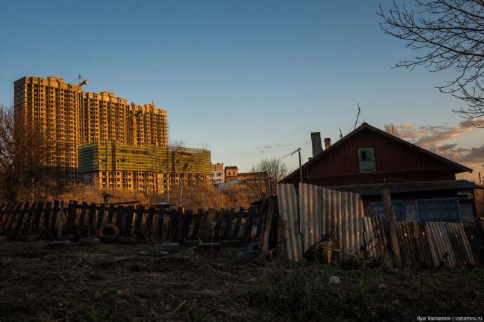 Самые жуткие районы Хабаровска (54 фото)