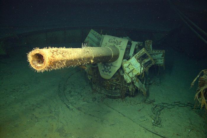 Как погибал австралийский крейсер «Сидней» (20 фото)