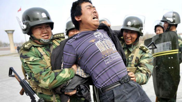 Преступления, за которые в Китае полагается смертная казнь