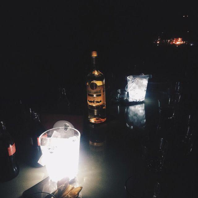 Крым без света на фото из соцсетей (13 фото)