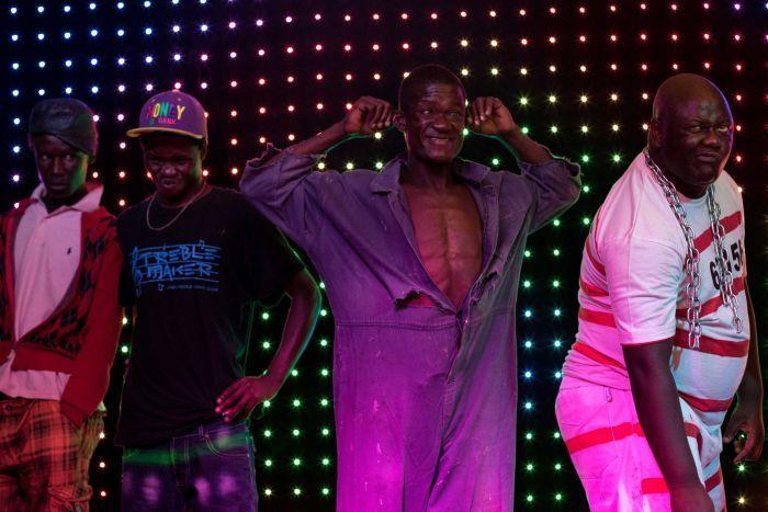 В Зимбабве на конкурсе Mr Ugly выбрали самого уродливого мужчину (5 фото)