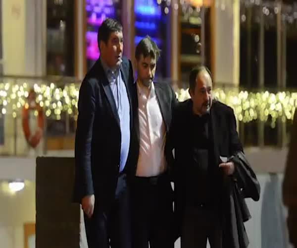 Пьяного вице-спикера Госдумы Сергея Железняка вывели под руки со Дня рождения Марии Кожевниковой