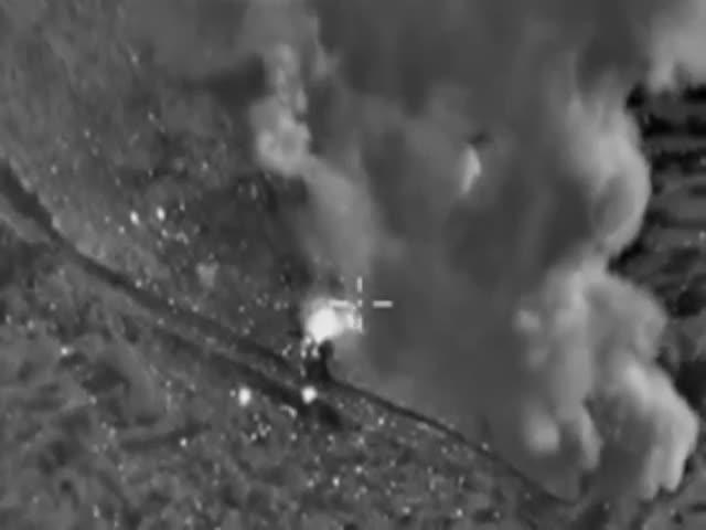 Удар крылатыми ракетами по «Исламскому государству»