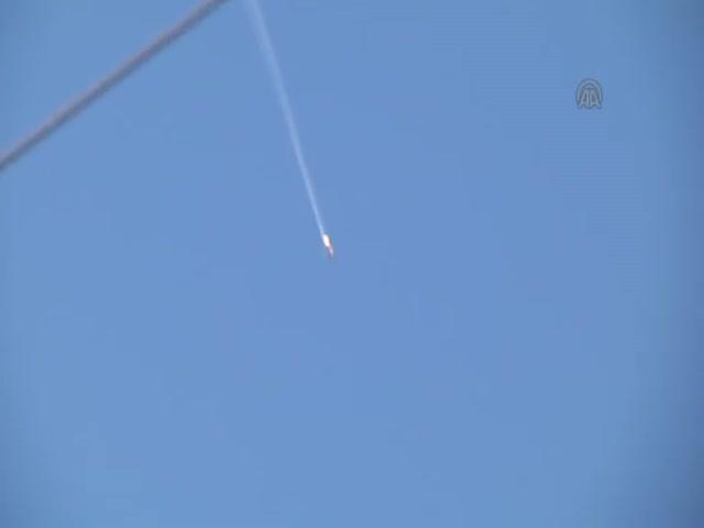 ВВС Турции сбили российский самолет Су-24 за нарушение воздушного пространства