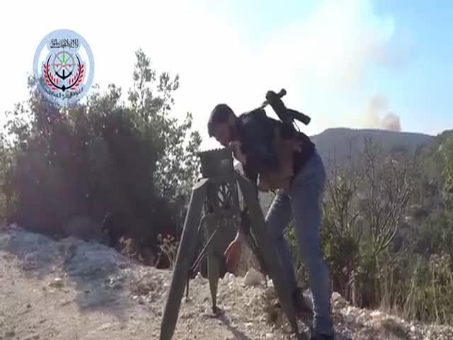 Сирийские боевики уничтожили российский вертолет Ми-8