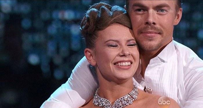 Бинди Ирвин, дочь погибшего натуралиста Стивена Ирвина, одержала победу в шоу «Танцы со звездами» (8 фото + видео)