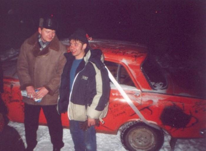 Малоизвестные фото «Уральских пельменей» (31 фото)