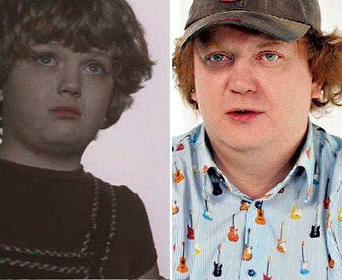 Актеры любимых фильмов для детей тогда и сейчас (23 фото)