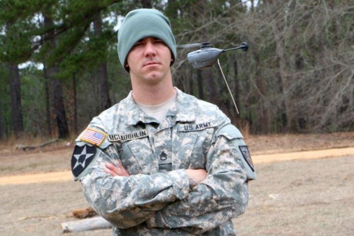 На вооружение американской армии поступит минидрон за 40 000 долларов (4 фото)