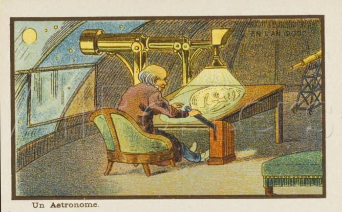 Каким видели будущее художники XIX века (37 фото)