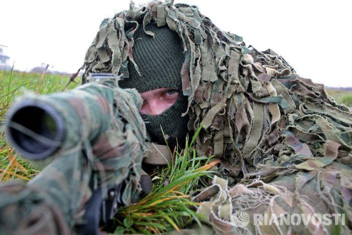 Морская пехота России отмечает свое 310-летие (20 фото)