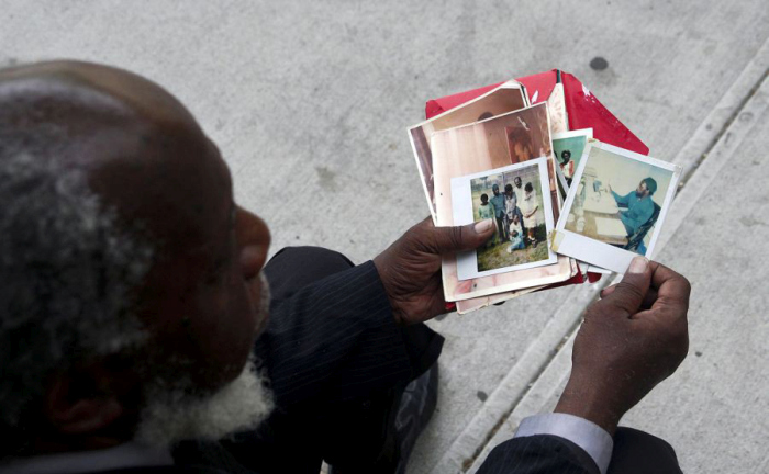 Человек, отсидевший 44 года в тюрьме, делится впечатлениями об окружающем его мире (14 фото)