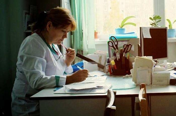 Рецепт от врача (2 фото)