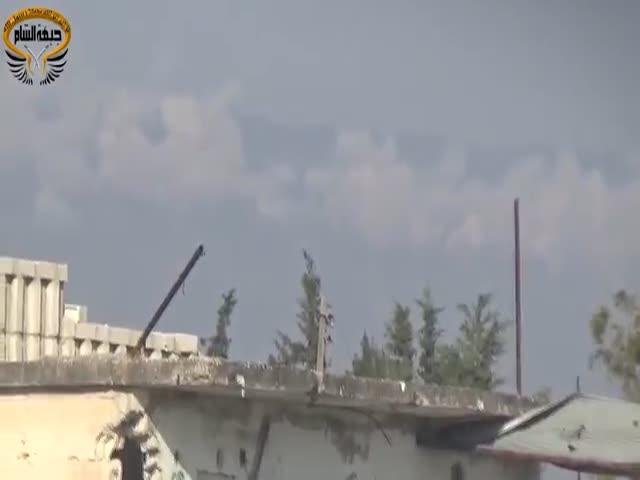 ВВС России бомбят место, где был расстрелян летчик Су-24