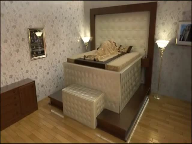 Эта кровать спасет вам жизнь в результате землетрясения
