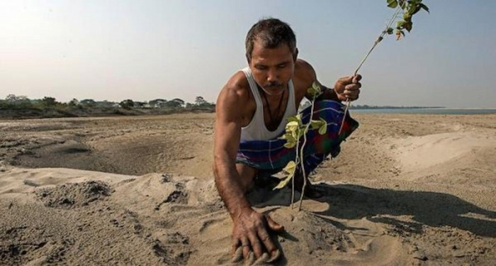 Житель Индии высадил лес, который позже превратился в заповедник (7 фото)