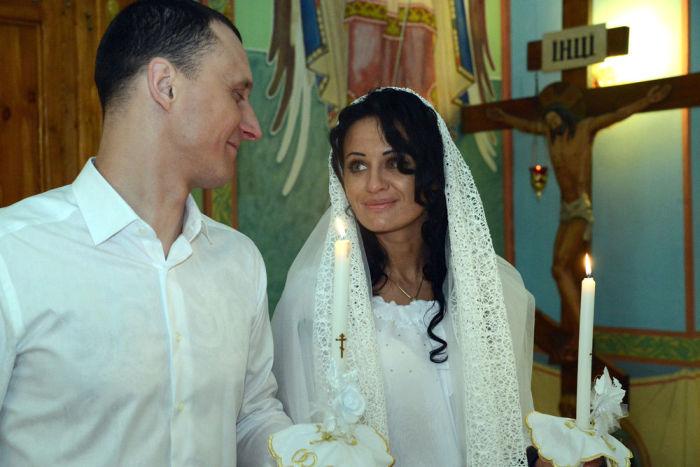 Любовь и свадьбы в исправительных учреждениях (12 фото)