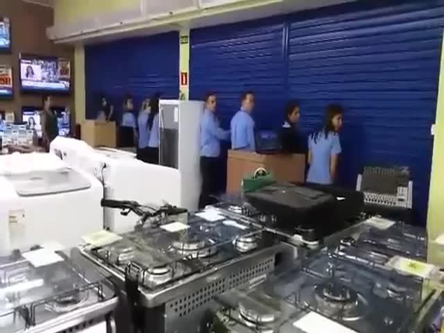 «Черная пятница» в Бразилии