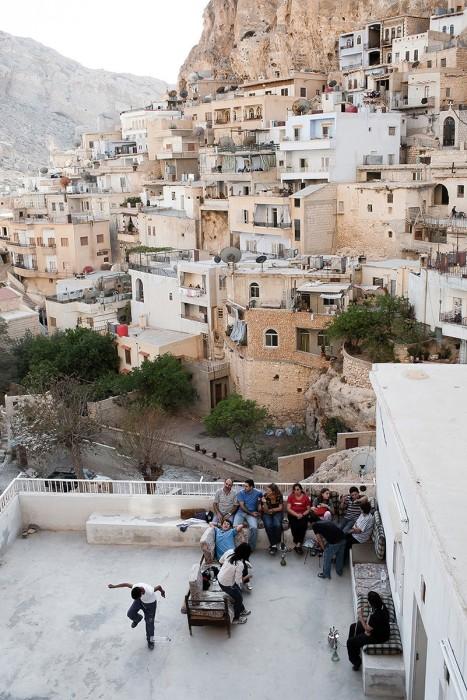 Фотографии мирной Сирии до начала войны (25 фото)