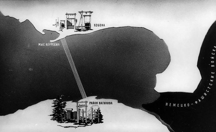 Как блокадный Ленинград электроэнергией обеспечили (11 фото)