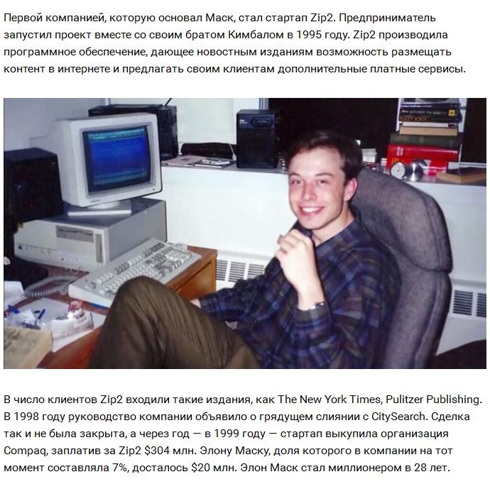 Чем занимались знаменитые предприниматели до начала собственного бизнеса (19 фото)