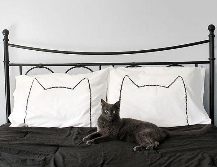 Вещи для настоящих кошатников (35 фото)