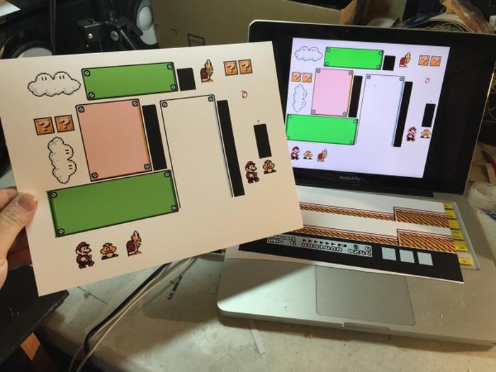 Художник превращает фрагменты компьютерных игр в 3D-картины (18 фото)