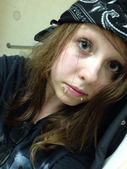 Фотоблог молодой амфетаминовой наркоманки (25 фото)