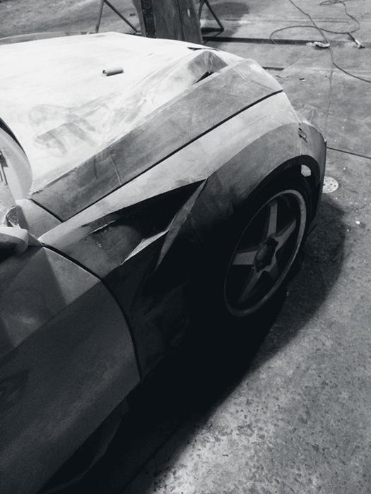 Фотоотчет косметического тюнинга BMW 3-Series (66 фото)