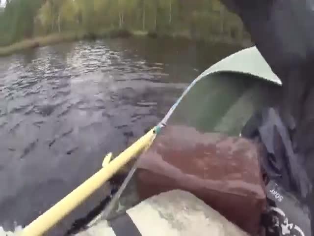 Рыбак-неудачник
