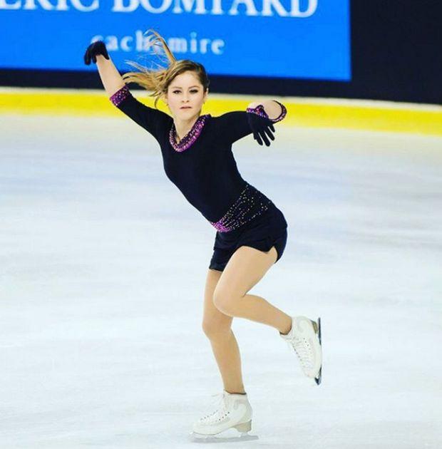 Фигуристка Юлия Липницкая сменила тренера и переехала в Сочи (3 фото)