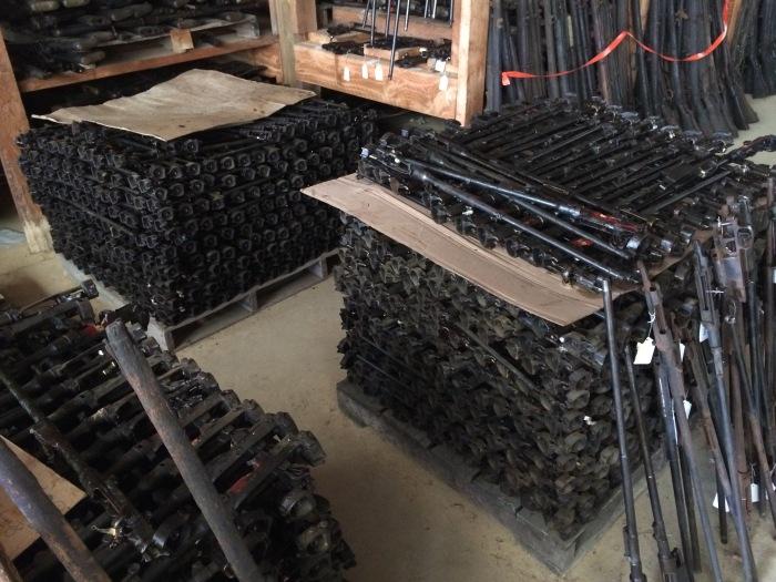 Старый оружейный склад в Спрингфилде (21 фото)