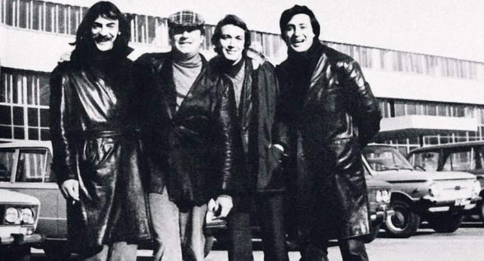 Как Михаил Боярский во время съемок киноленты «д'Артаньян и три мушкетёра» друзьям на ресторан зарабатывал (4 фото)