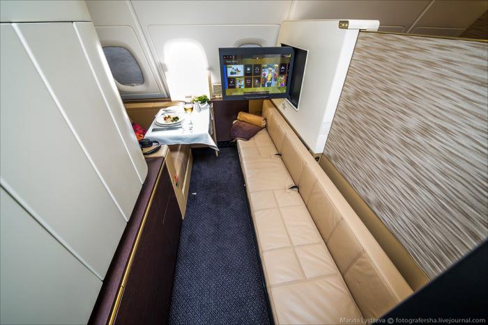 В Дубае показали самые роскошные самолеты, летающие регулярными рейсами (39 фото)