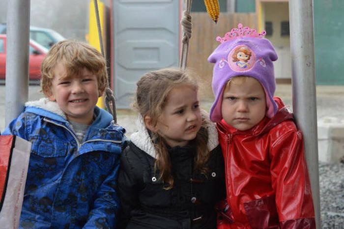 Прикольные фотографии детей (32 фото)