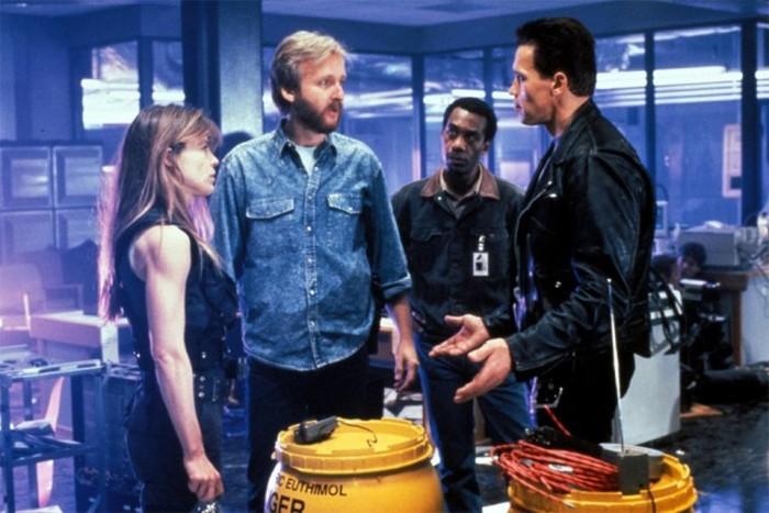 Как Арнольд Шварценеггер помог снять фильм «Терминатор 2: Судный день» (5 фото)