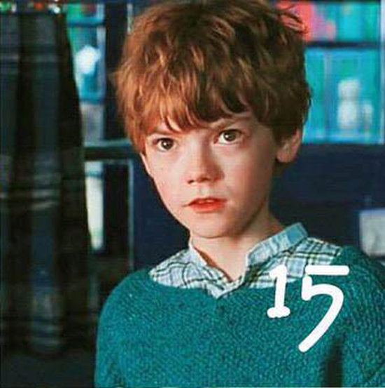 Вечный подросток актер Томас Сэнгстер (6 фото)