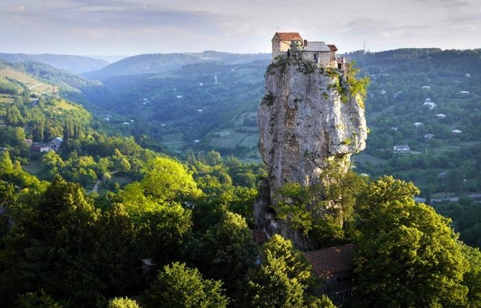 Грузия, какой мы ее никогда не видели (22 фото)