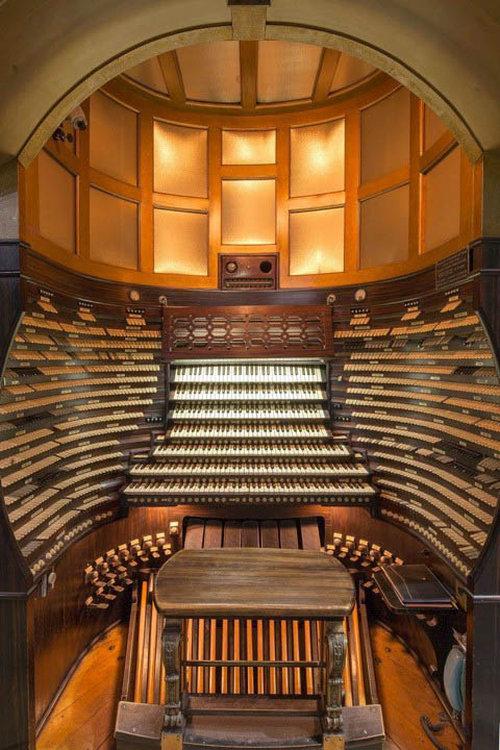 Самый большой в мире орган (9 фото)