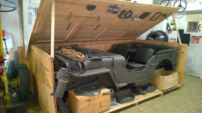 Willys MB Jeep ������� � ������������ �������� (12 ����)